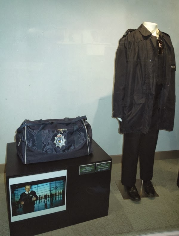 Hot Fuzz film costume prop