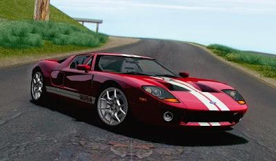 Mod Ford GT