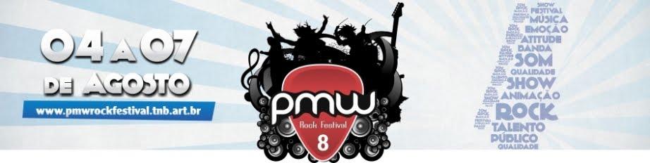 8º Pmw Rock Festival