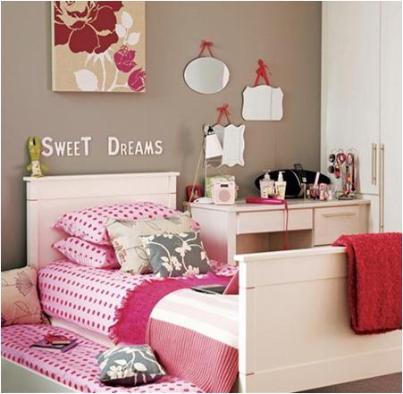 22 transitional modern young girls bedroom ideas room design inspirations - Modern girls bedroom design ...
