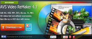 AVS Video ReMaker 4.3 Crack Plus Serial Number Full Version Free Download