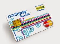 Come acquistare, regalare e attivare la carta ricaricabile Postepay NewGift