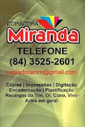 COPIADORA MIRANDA