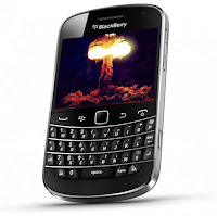 memperbaiki Blackberry Nuked