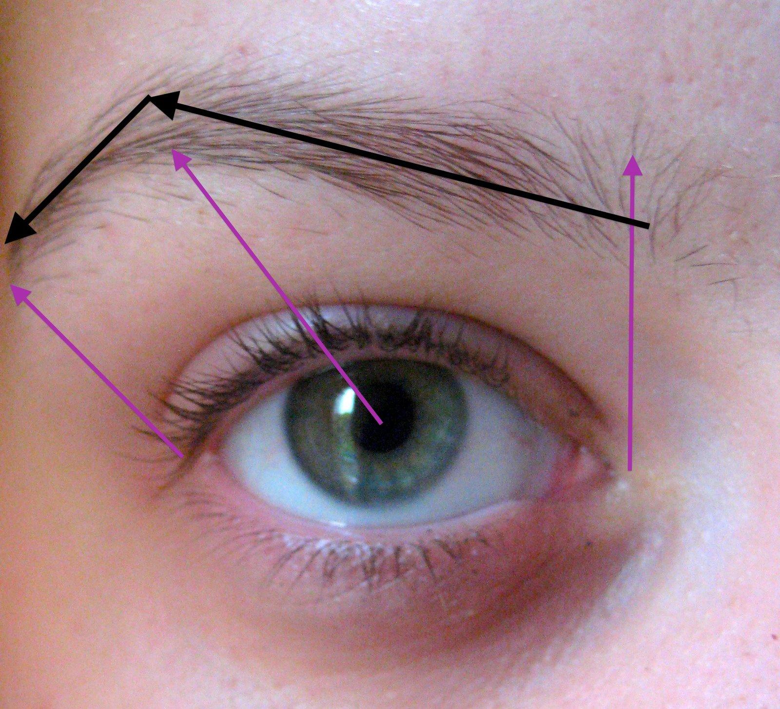 Идеальные брови: как сделать самой в домашних условиях с фото 235
