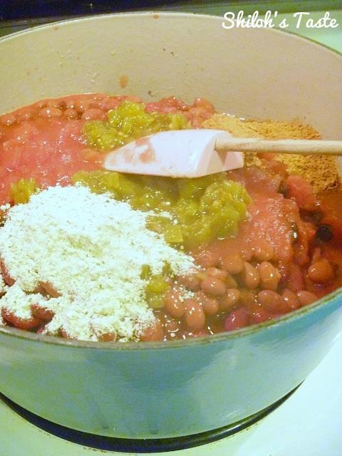 Taco Soup | www.shilohstaste.com #soup #Tex-Mex #easy