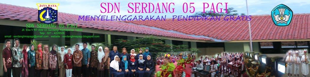 SDN SERDANG 05 PAGI