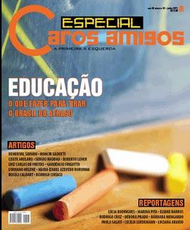 EDUCAÇÃO: O que fazer para tirar o Brasil do atraso