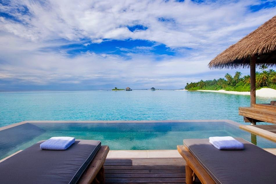 VacationIdea Lists Best Island Resorts in the Maldives