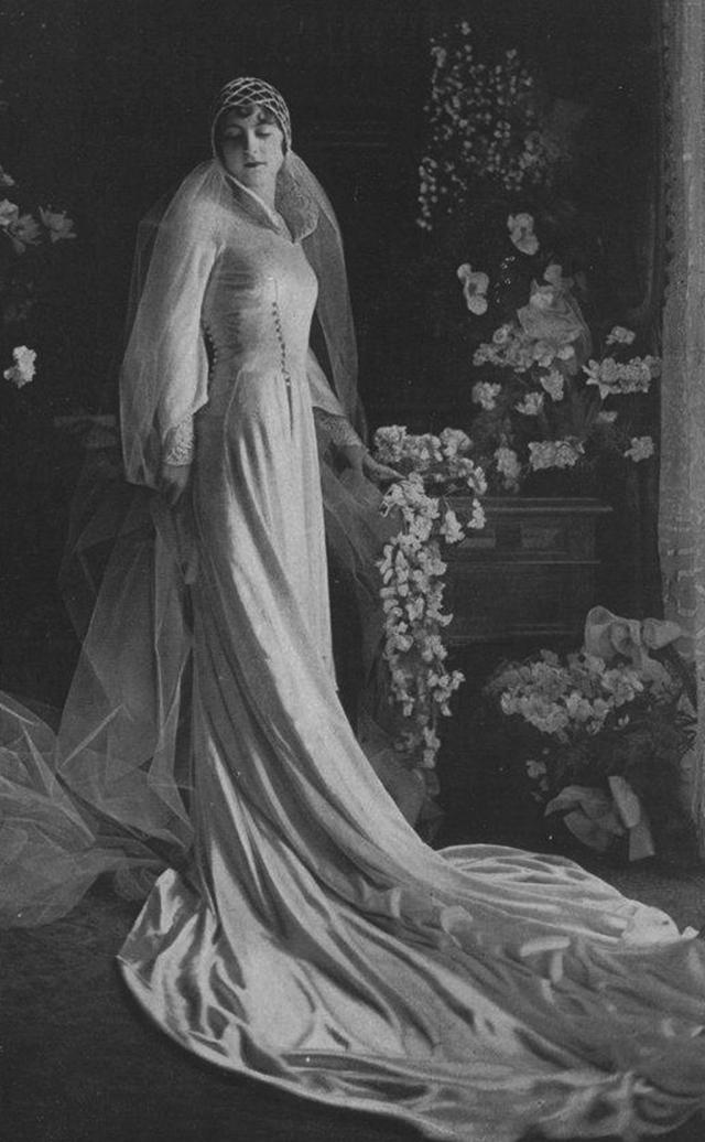 1930 Wedding Dress 34 Fabulous Take a look at