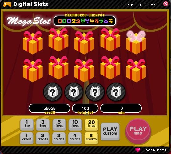 Lucky 99 win slot