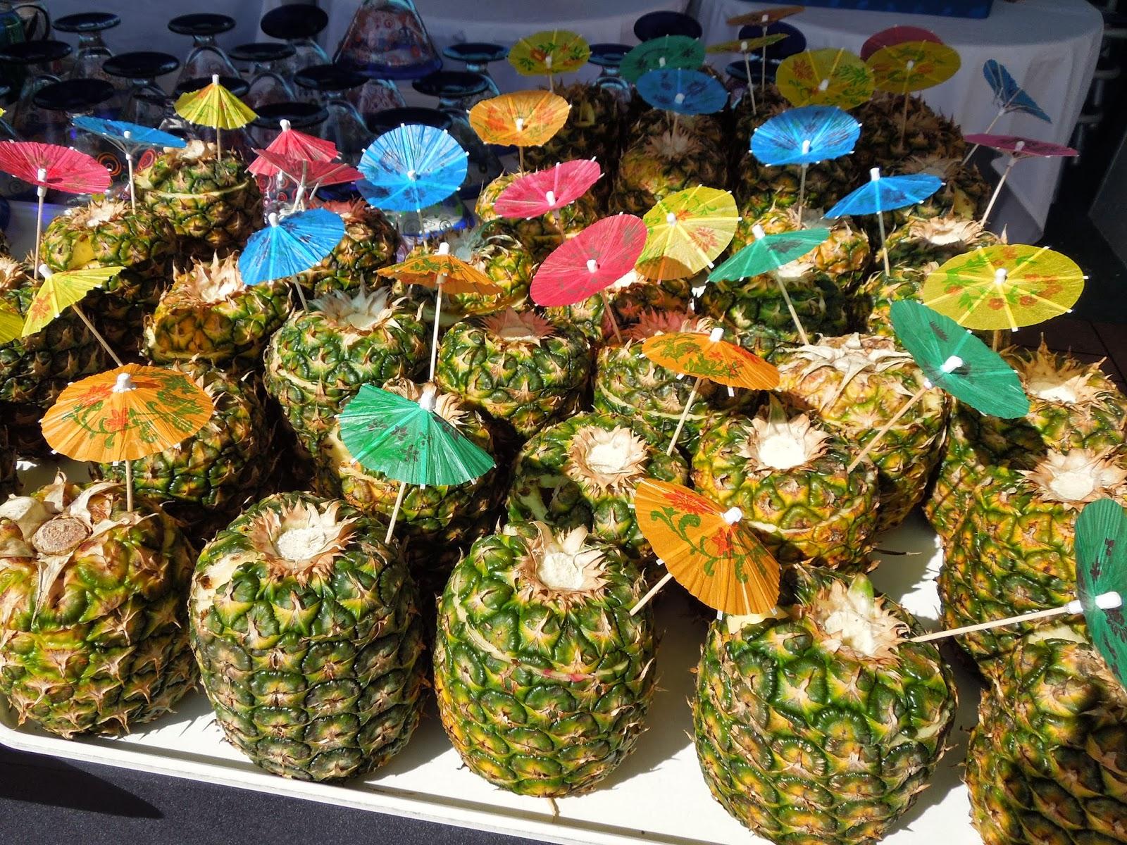 pineapple drinks