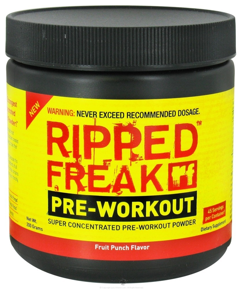 Build Muscles With us All Protein And Ripped-Freak