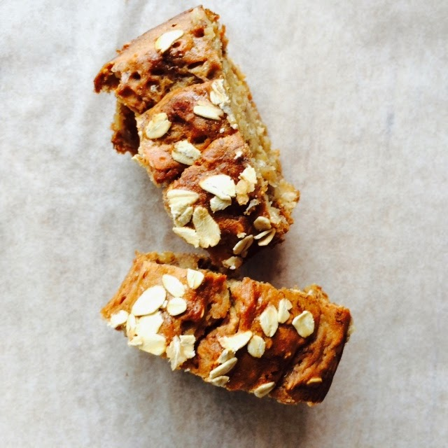 Homemade Healthy Oats Banana Bread Recipe