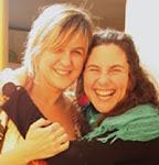 Mirian y Mariela hacen