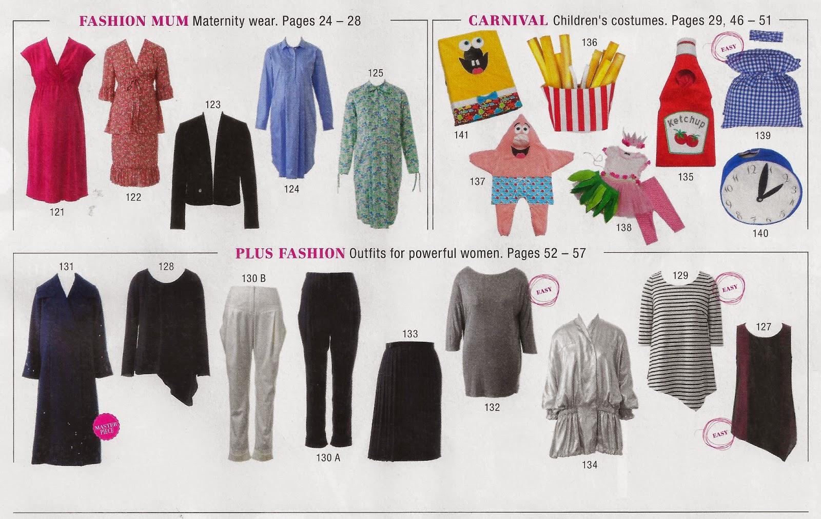 Smf Designs And Friends Burda Style January 2015