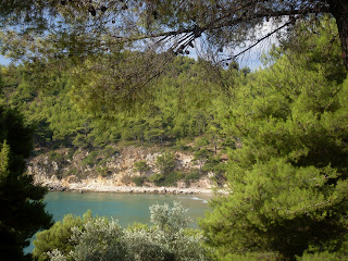 alonissos - spiaggia - foto ecodellecologia