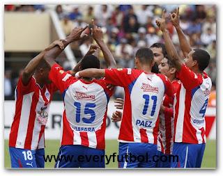 Resultados Del Junior Copa Libertadores