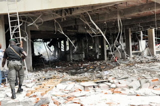 Bomb explodes at former police minister's residence in Bauchi! 1