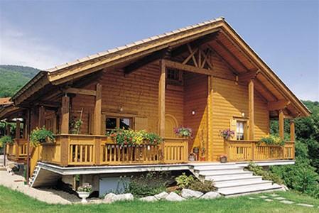 Casette per il giardino for Case di legno rubner