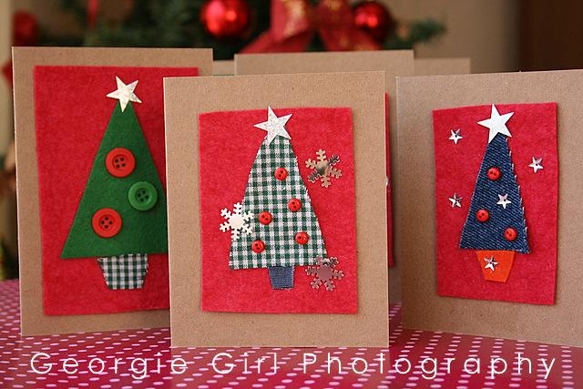 felicitaciones navideas - Postales De Navidad Caseras