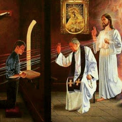 Go To Confession - He forgives