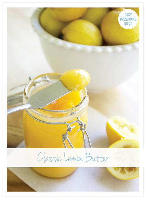 lemon curd and a bowl of lemons