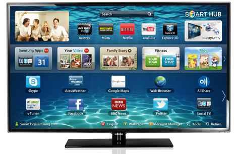 50 inch TV LED LG 50LA6130