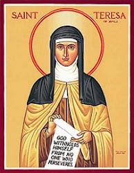 Sta. Teresa dari Avila
