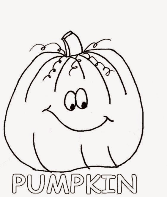 Pictures Of Pumpkins To Color Free Coloring Pictures 5 Pumpkins Coloring Page