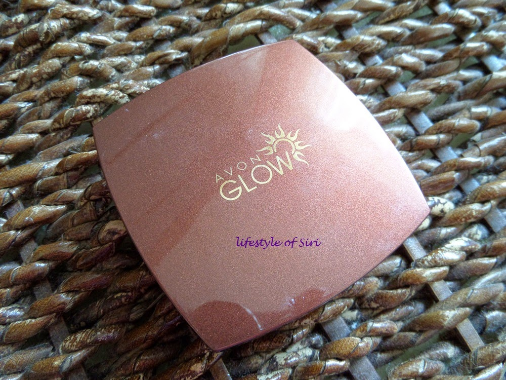 Avon Glow Blusher  Bronzer Duo