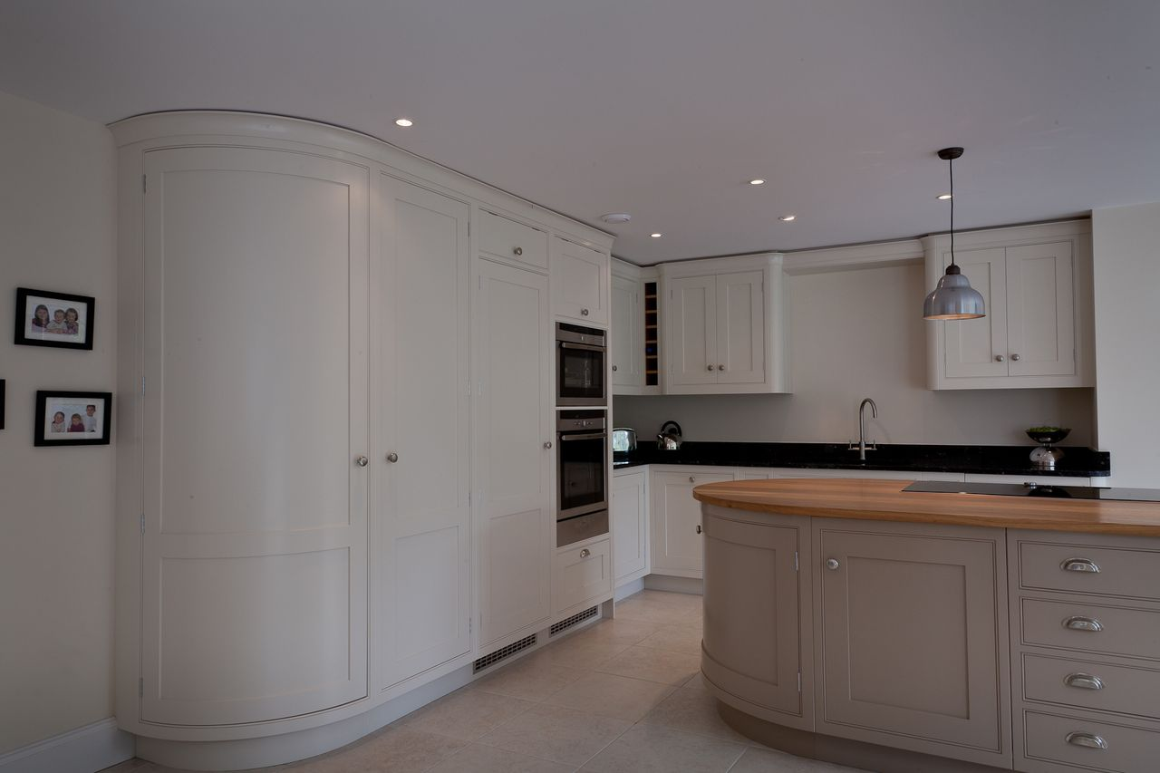 Slipper Satin Farrow and Ball Kitchen