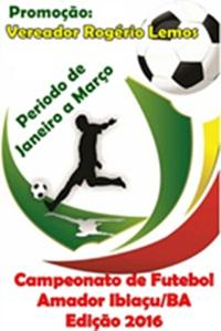 TABELA DO CAMPEONATO AMADOR IBIAÇU/2016