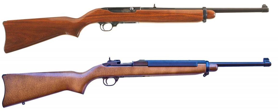 Ruger .44 magnum rifle