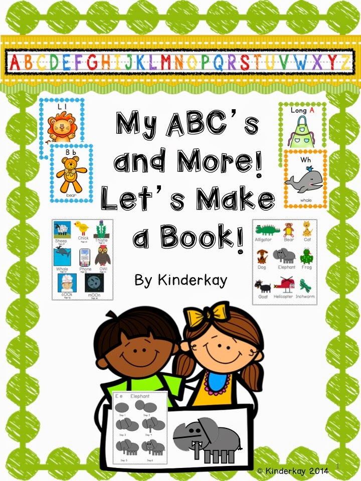 http://www.teacherspayteachers.com/Product/ABCs-and-More-Lets-Make-a-Book-1285490