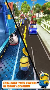 Despicable Me: Minion Rush Version 1.4.0 Unlimited Coins Hack
