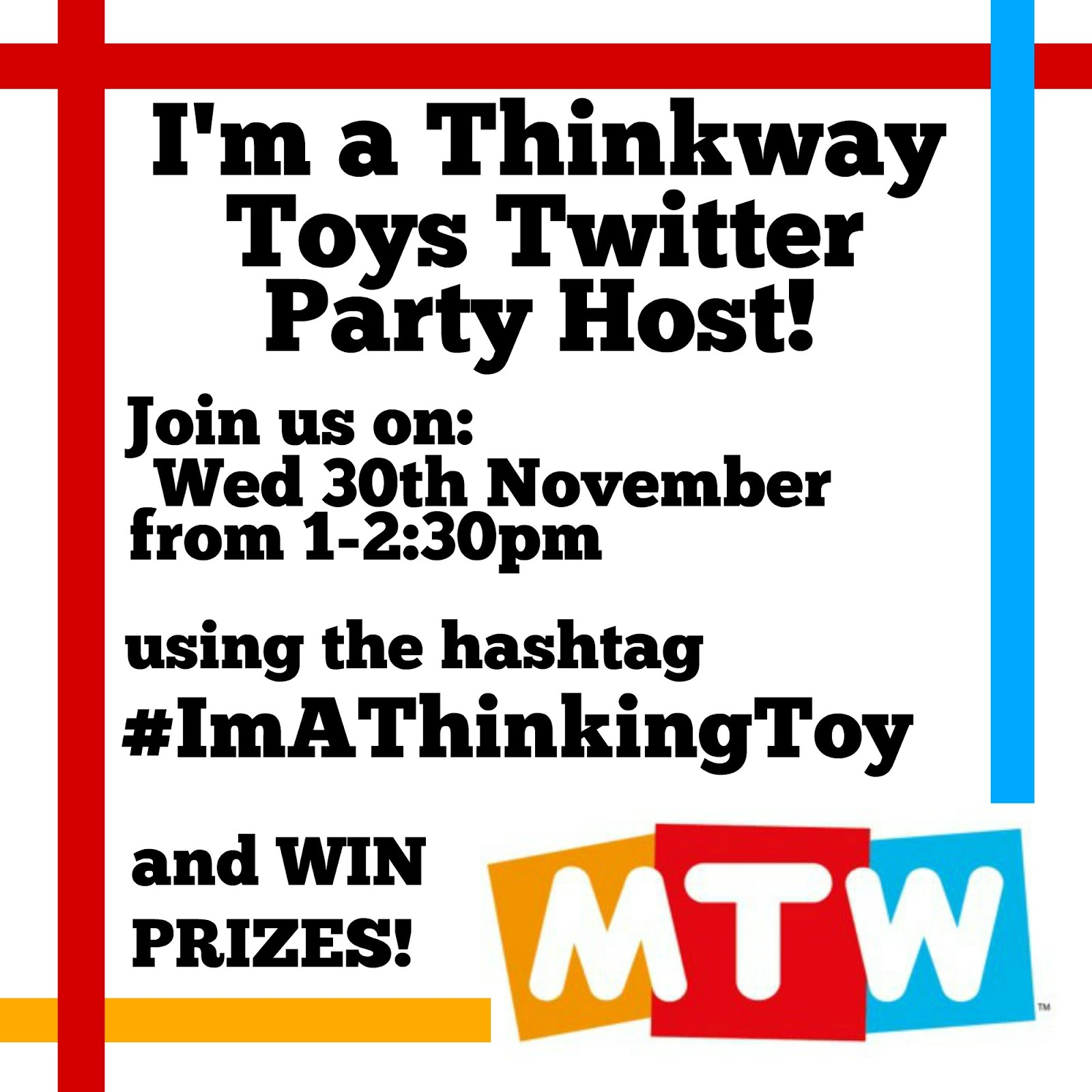 Win with Thinkway Toys!