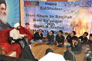 Syiah Tawhidi Rafidhi Melaknat Umar