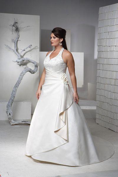 novias super fashion: vestidos de novia para rellenitas 2013