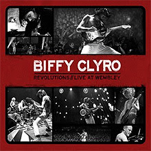 Biffy Clyro – Revolution – Live At Wembley – 2011 CD / DVD