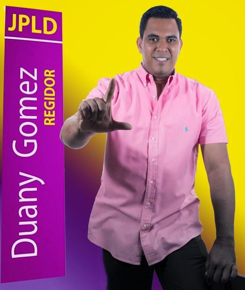 DUANNY GOMEZ REGIDOR