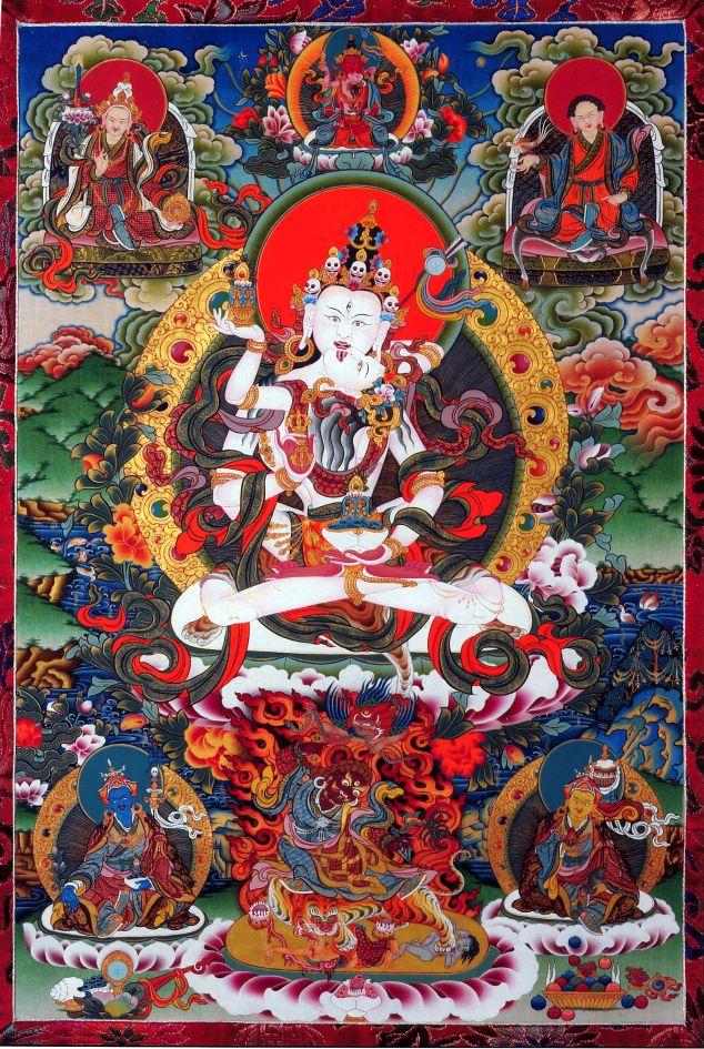 Miroir du dharma f vrier 2011 for Miroir du dharma