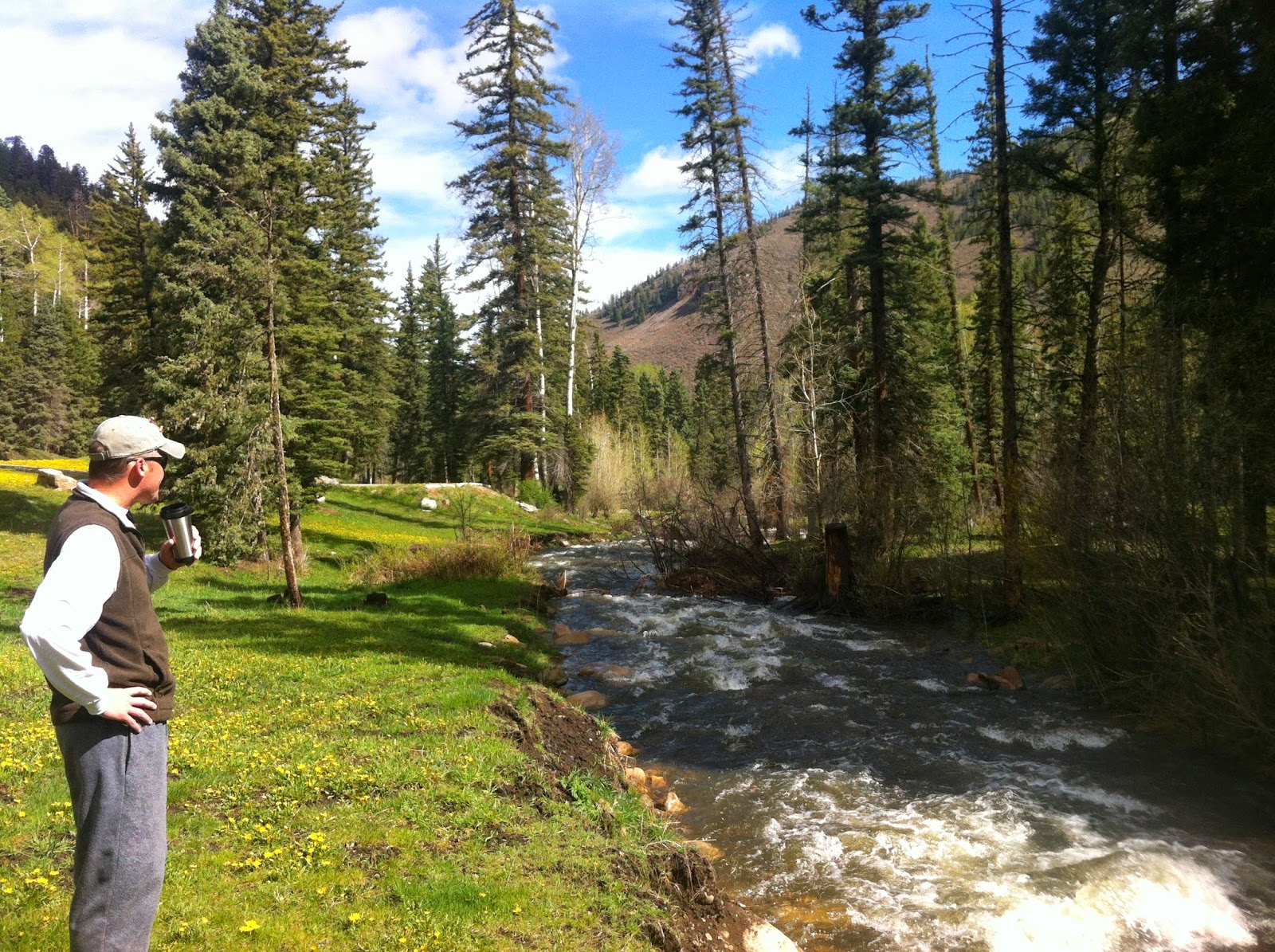 Fishing Our Way Across Colorado 50 Days 2 Writers