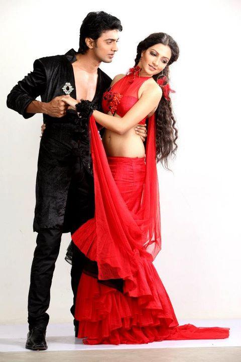 Dev and Subhashree Photoshoot for Romeo | Bangla Movies Online