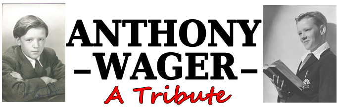 A Tribute to Anthony Wager