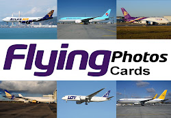 Flying Photos Cards