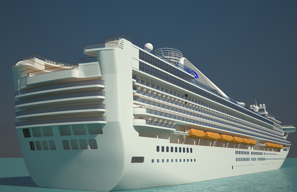 Grand Princess To Have Skywalkers Removed Confirmed