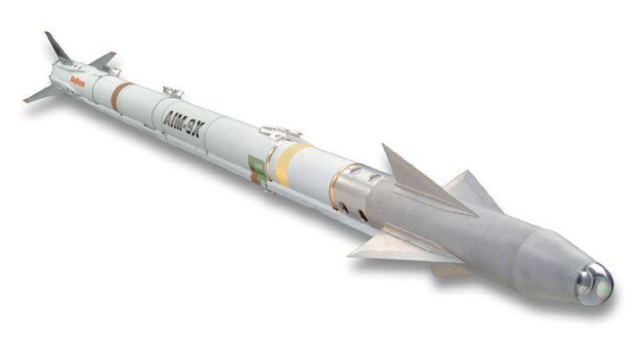 Weapons: AIM-9X SIDEWI...