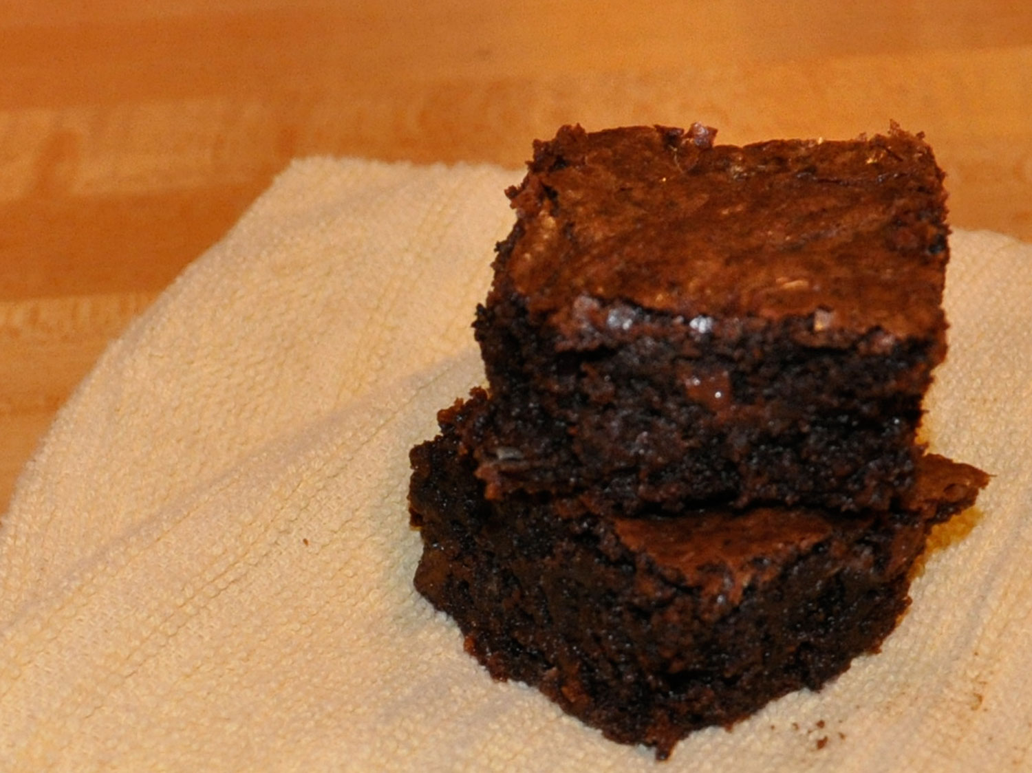 Maple Macaroni: Outrageous Brownies