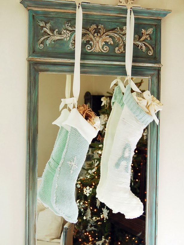 Modern Furniture Diy Easy Handmade Christmas Stockings